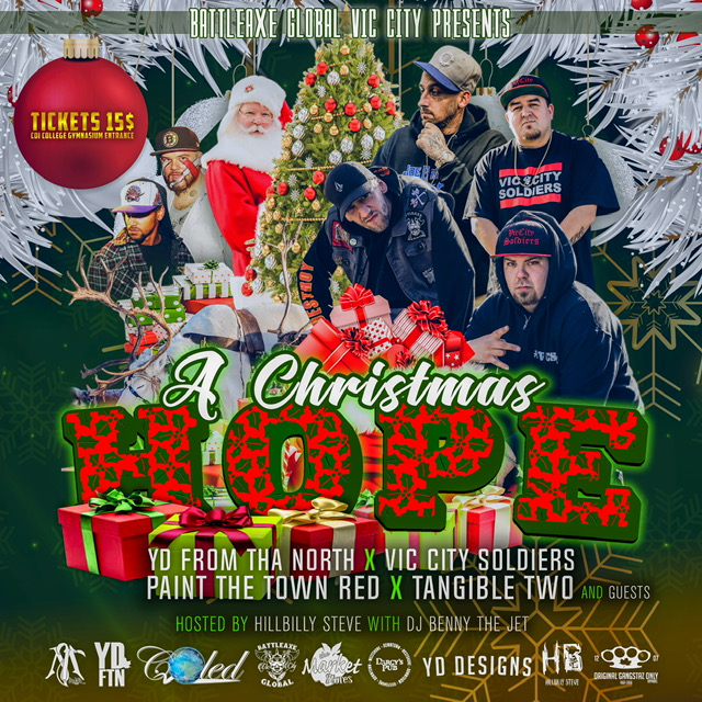 A CHRISTMAS HOPE EVENT PROFILE AND INSTAGRAM